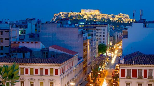 Vé máy bay đi Athens Hy Lạp giá rẻ