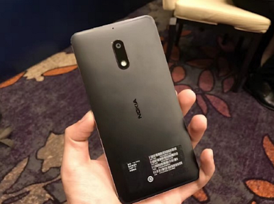 First Images of Nokia 6 Android Smartphone... Yea or Nah?