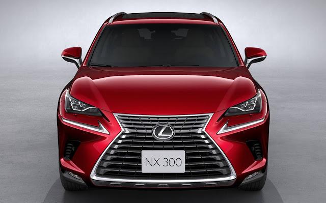 Lexus NX300 Dynamic - Brasil 2018