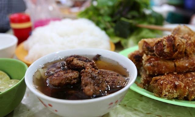 Where To Eat in Hanoi Capital 2