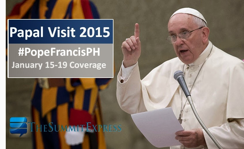 Pope Francis in PH: Schedule, Itinerary, closed roads in Metro Manila