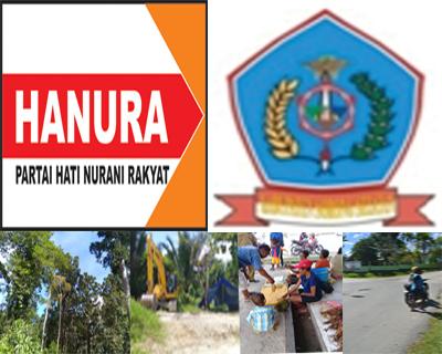 Kilas balik dan Kontribusi partai HANURA untuk Kabupaten Sorong Selatan