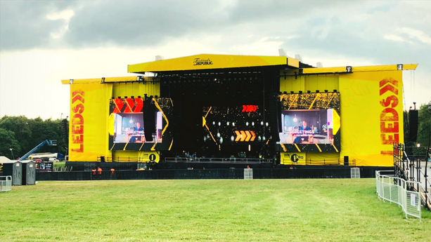 Leeds Festival 2018 Main Stage Bramham Park