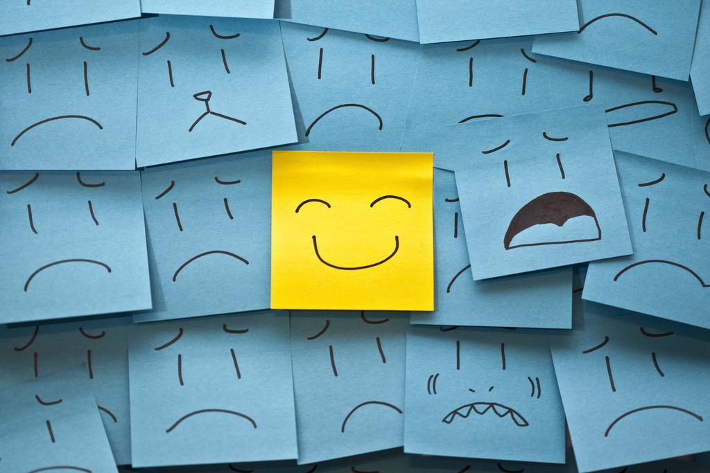 Você pode ser feliz entre muitos