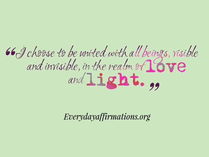 Beautiful Wallpaper Of Love With Quotes Affirmations For The Heart Chakra Everyday Affirmations