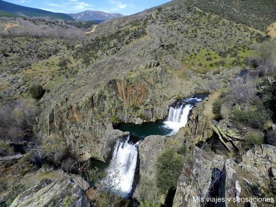 cascadas del Aljibe, Guadalajara