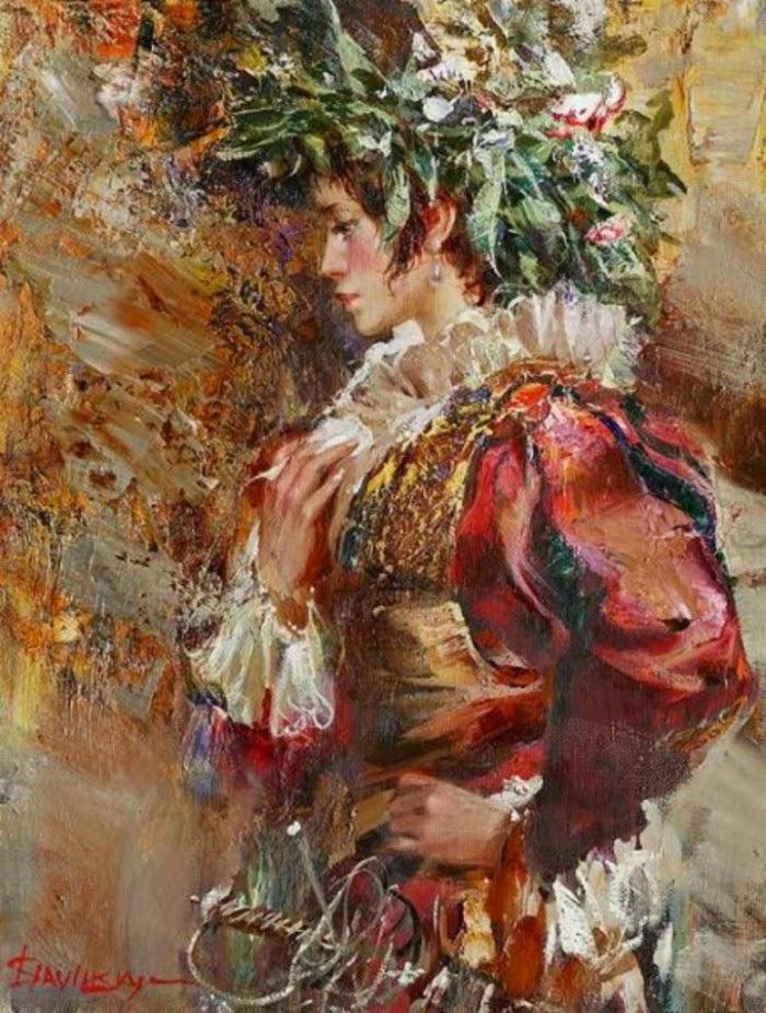 Иван Славинский. Современный российский художник