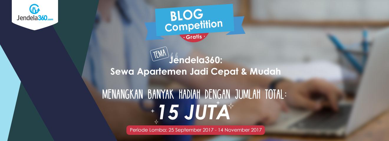 Lomba Blog Jendela360 Berhadiah Total Puluhan Juta Rupiah