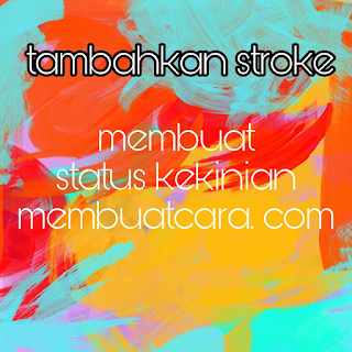 Status FB Background Gambar Warna Warni 3