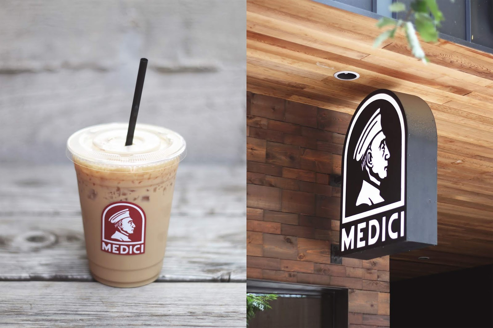Caffe Medici Austin, Iced Coffee, Cozy Coffee Shop, Coffee Shops Vibe
