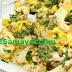 காலிஃ பிளவர் முட்டை பொரியல் செய்முறை / Cauliflower Egg Frying Recipe !