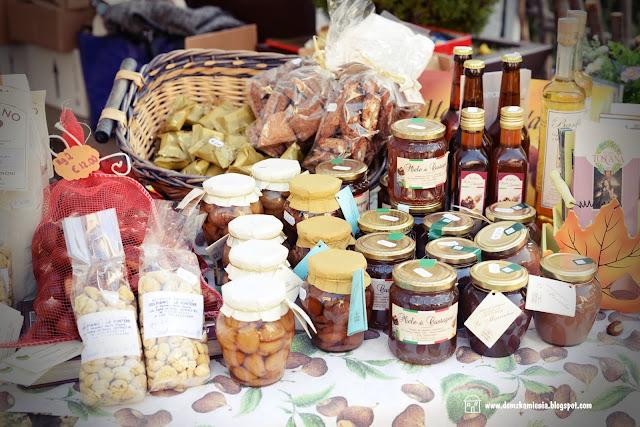 Marron buono di Marradi - i prodotti