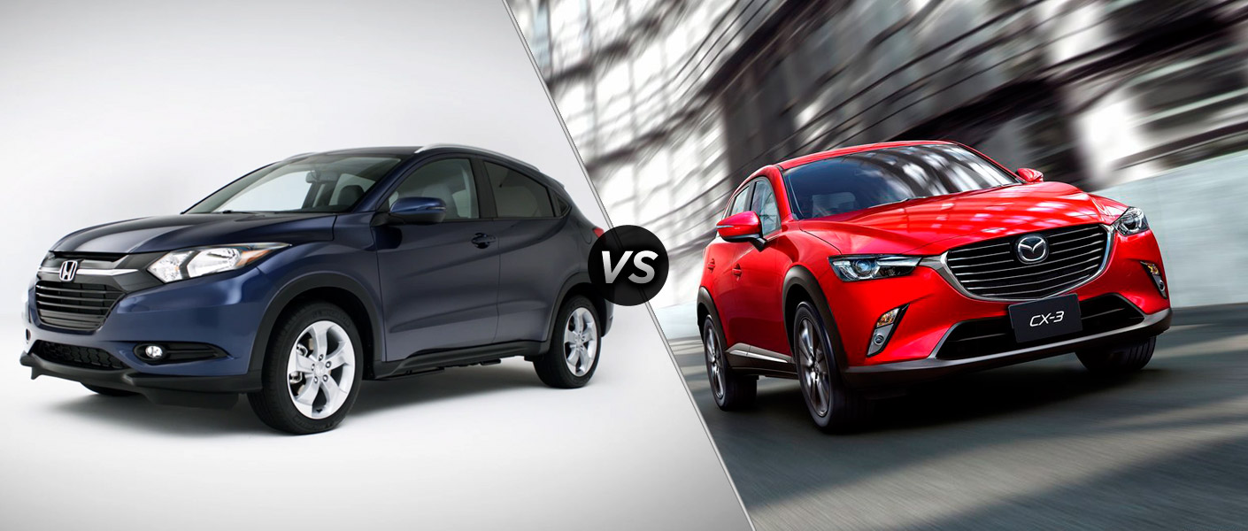Mazda Cx 3 Vs Honda Hrv >> Malaysia Honda Hr V Vs Mazda Cx 3 Today Scar