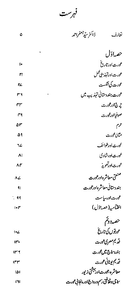 Tareekh Aur Aurat PDF Download PDF Book
