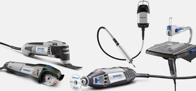 Robert Bosch Tool Corporation is giving you the opportunity to enter once to win a prize package with Dremel Tools worth anywhere from $50 to $200!
