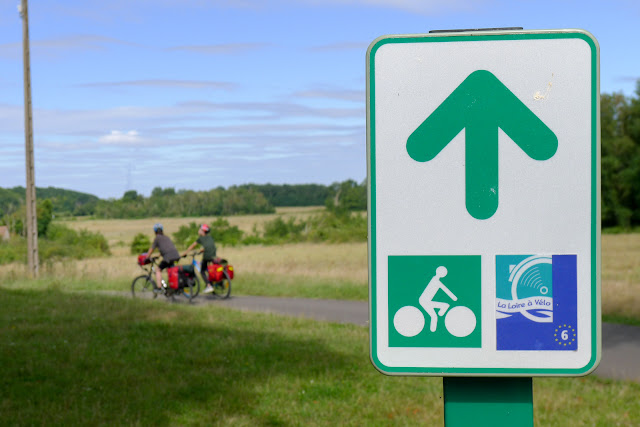De Paris à Narbonne en vélo, La Loire-à-vélo