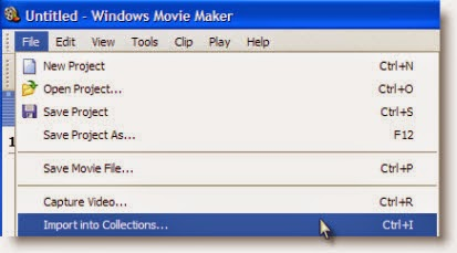Edit YouTube Videos with Windows Movie Maker