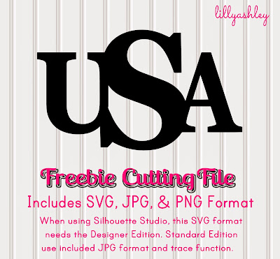 Free cutting files for Silhouette USA