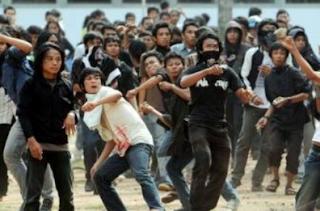 Jenis-jenis kekerasan dan contohnya