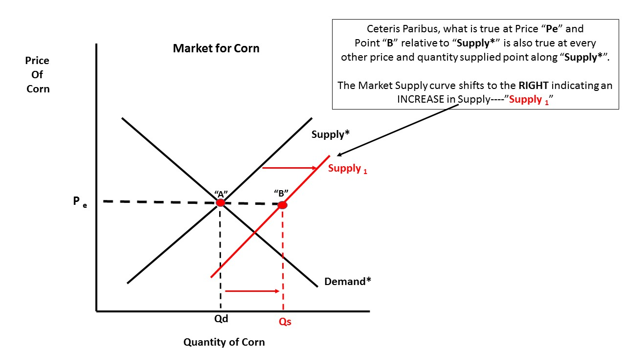 supply and demand and true question Supply and demand question econ 281 assignment 1 determine if the following statements are true, false or uncertain sketch the supply and demand curve.