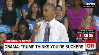 Barack Obama Calls Out Marco Rubio For Continuing To Support Donald Trump