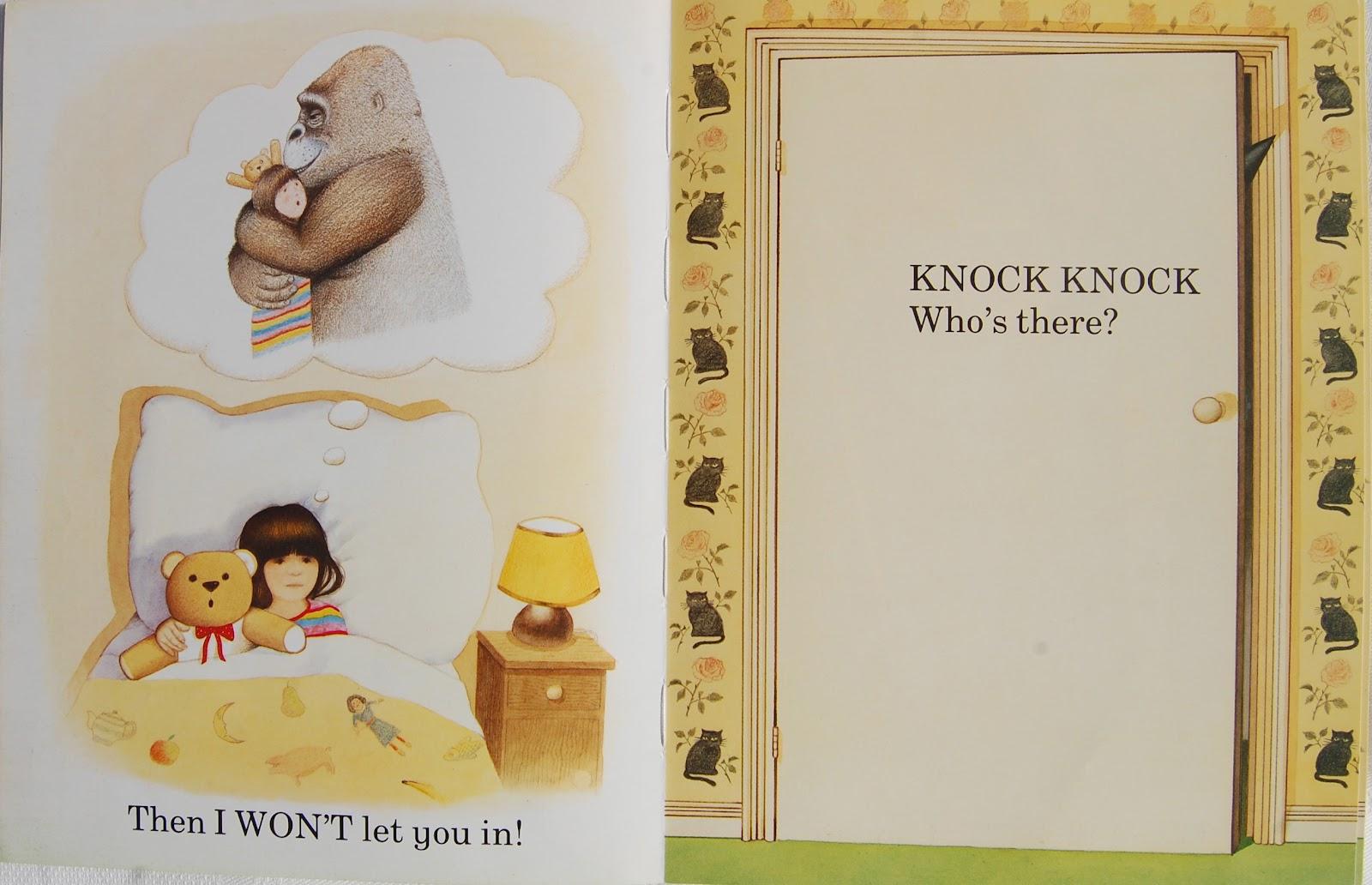 Picturebooks In Elt Knock Knock