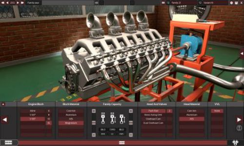 Download Automation The Car Company Tycoon PC Game Full Version Free