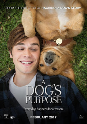 A Dog's Purpose 2017 DVD Custom TSHQ NTSC Latino