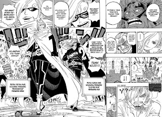 Baca Manga Komik One Piece Chapter 839 Bahasa Indonesia