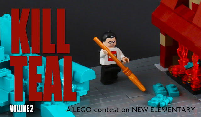 Kill Teal - Volume 2 - A LEGO contest on NEW ELEMENTARY