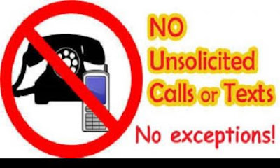 Block unwanted calls or text
