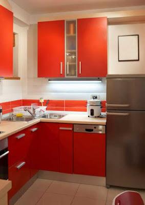 Ciptakan dapur yang aman untuk sikecil