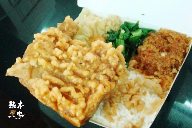 台北捷運麟光站餐廳|小劉便當|小劉排骨飯專賣店