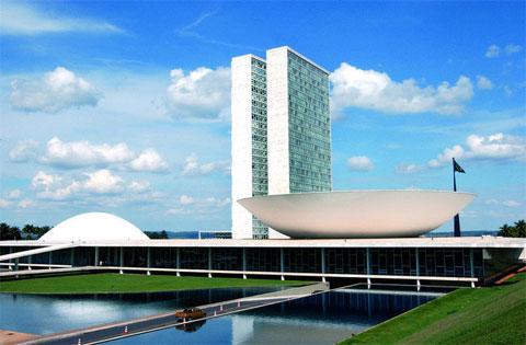 Estrutura do Poder Legislativo Brasileiro