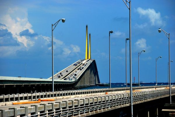 Mega Bridges Sunshine Skyway Bridge