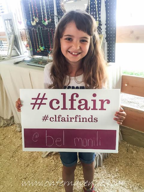 Country Living Fair Bel Monili
