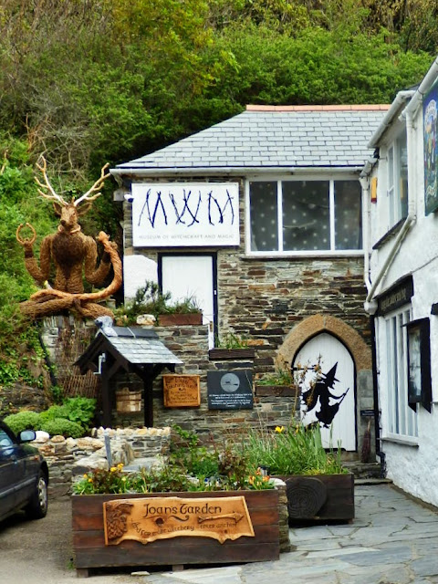 The witchcraft Museum, Boscastle, Cornwall