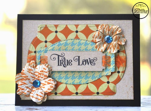 True Love Card by Beth Pingry
