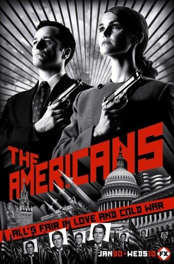Baixar The Americans 1ª Temporada Dublado