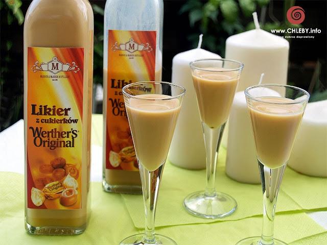 Likier na cukierkach Werther's Original