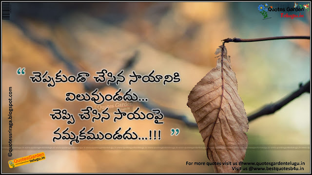 Best good evening Telugu Quotes