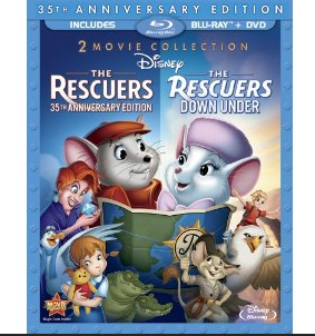 The Rescuers Down Under 1990 animatedfilmreviews.filminspector.com