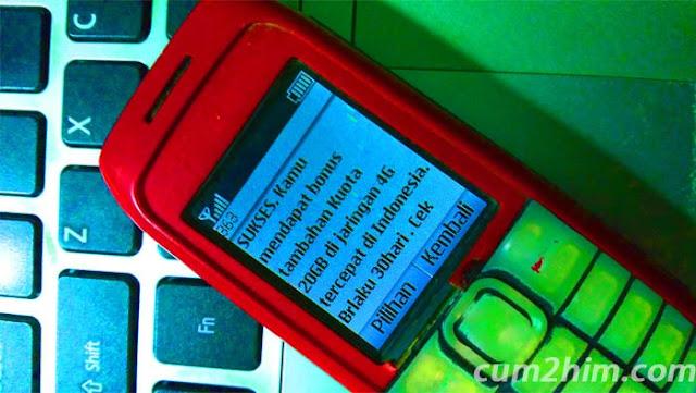 Cara Dapat Kuota 20gb Gratis Indosat 4G Terbaru