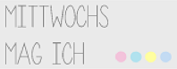 ❥ Linkparty am Mittwoch ♥
