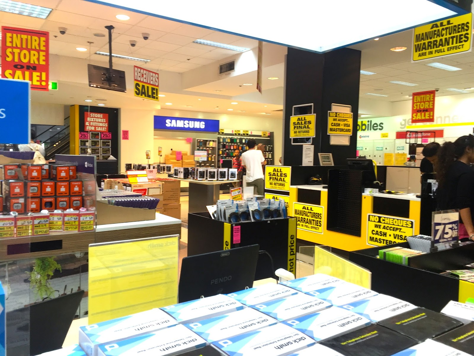 Dick smith stores melbourne