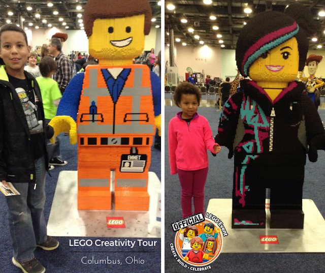LEGO Creativity Tour [photos] + 2016 LEGO KidsFest Tour Dates!