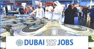 Latest Job Vacancies in Dubai Expo 2020