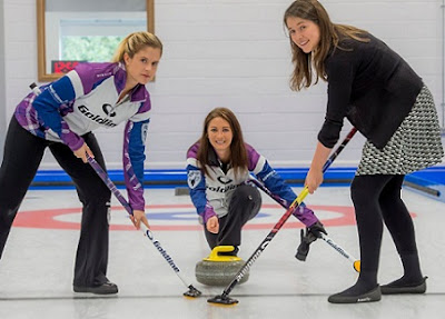 Pinty's Grand Slam of Curling revealed the 2019-20 season Schedule, dates.
