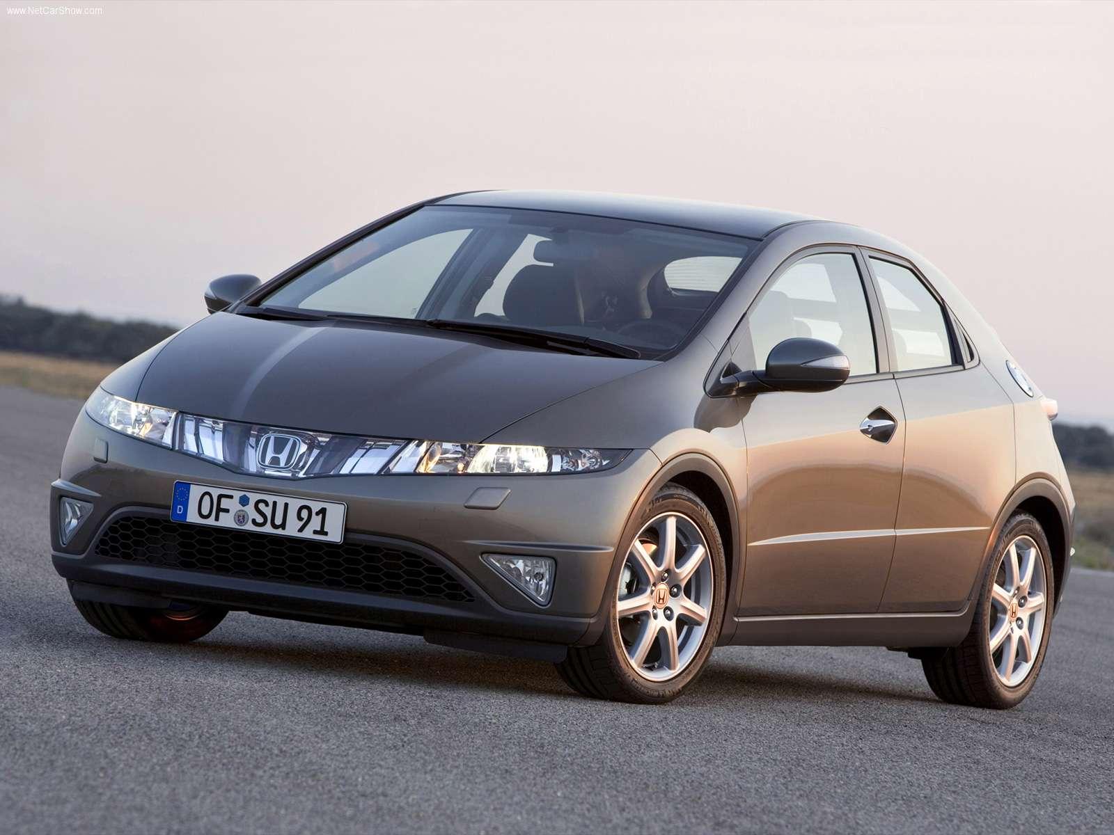 Pondering Cars: 2012 Euro Honda Civic