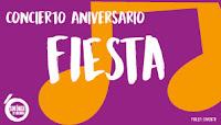 FIESTA Concierto Aniversario Sinfónica Naciona